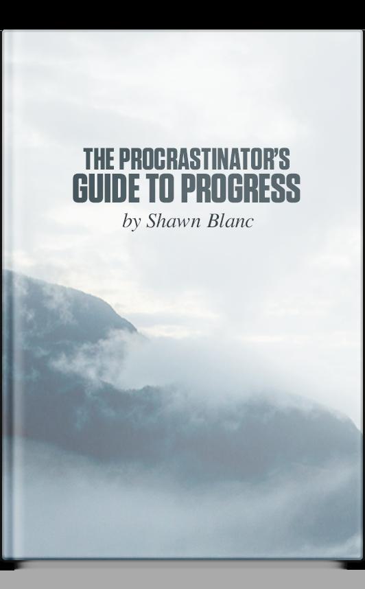 The Procrastinator's Guide to Progress