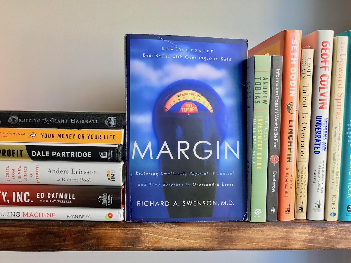 Margin by Dr. Richard A Swenson