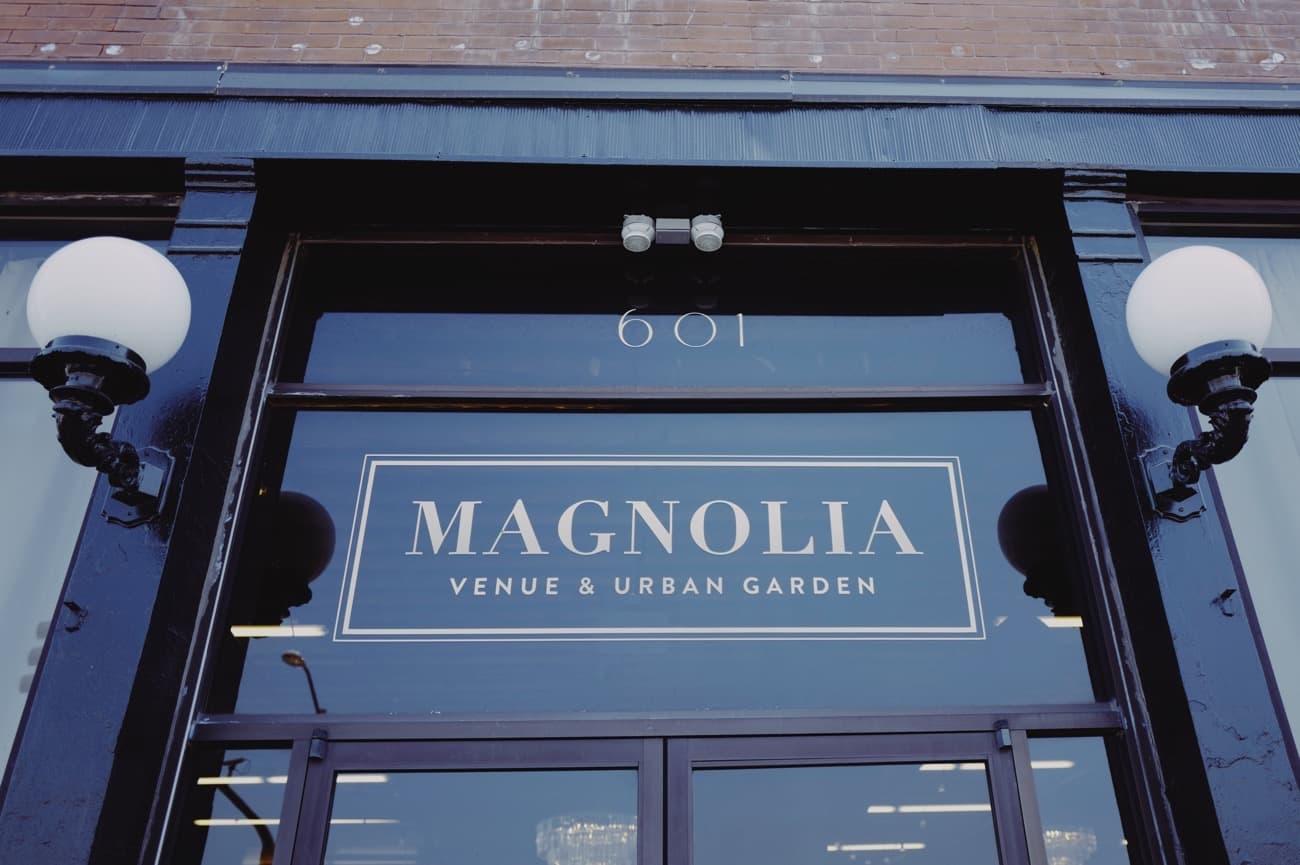 Magnolia Venue and Urban Garden