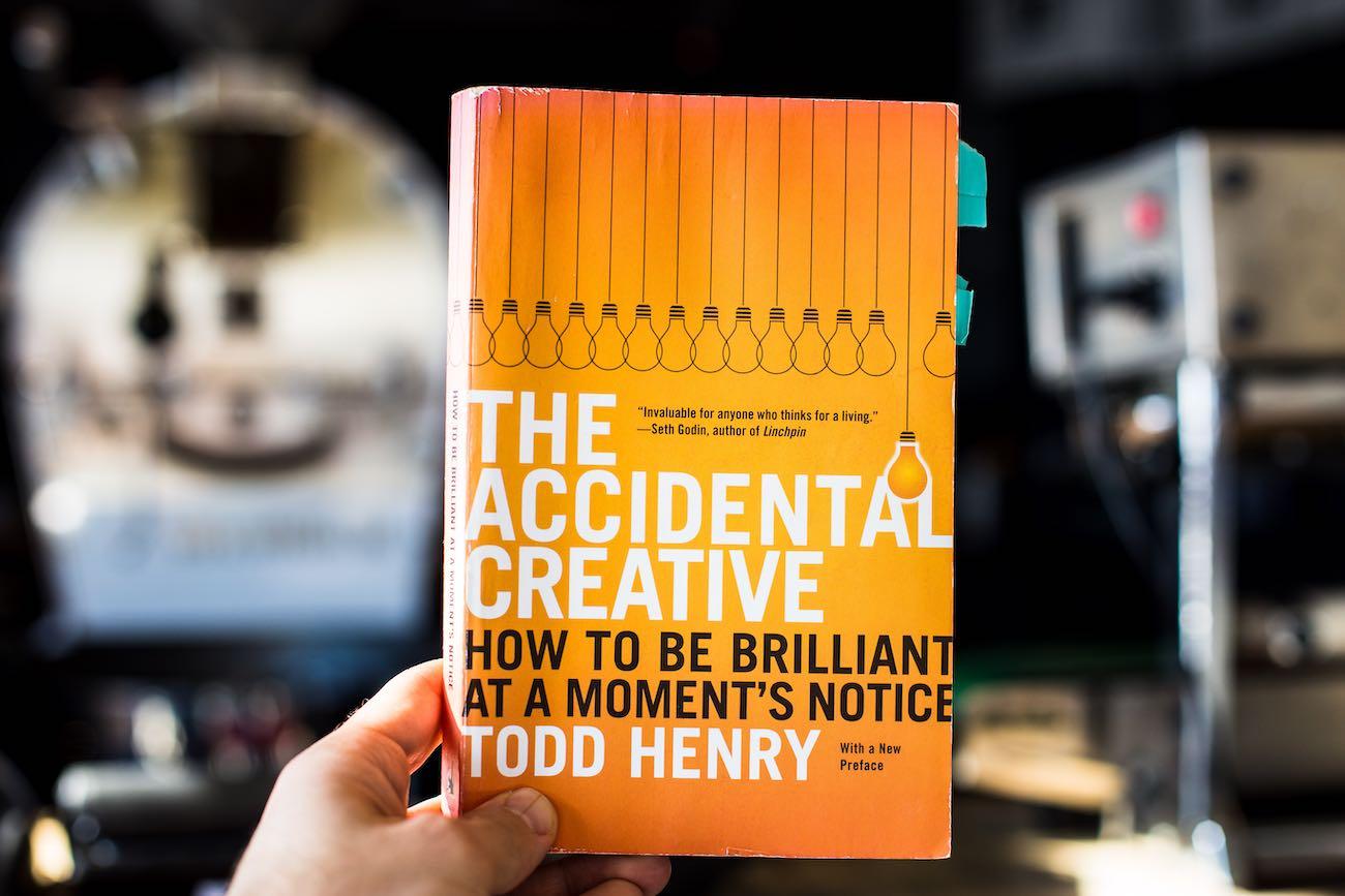 Accidental Creative